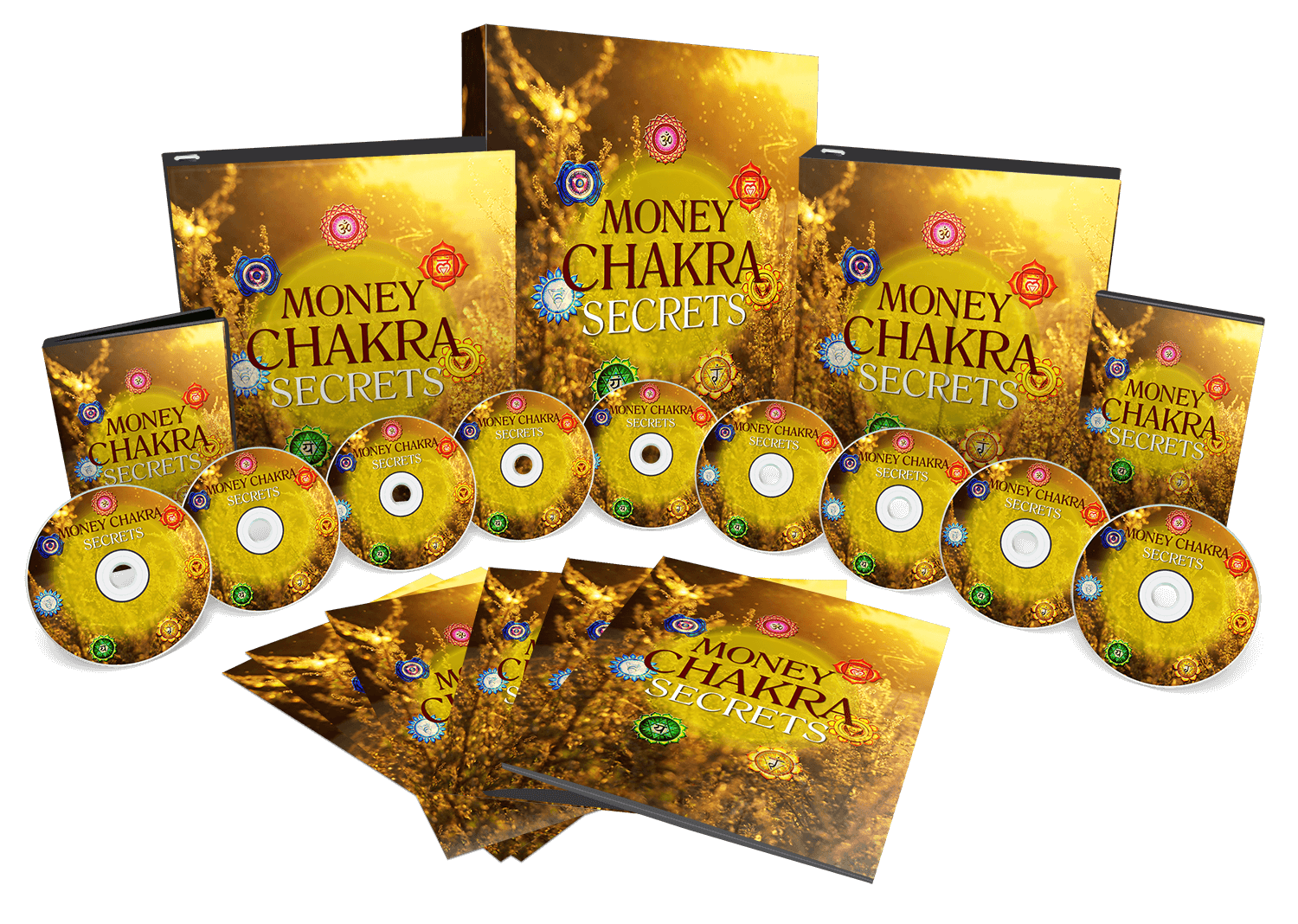 Money Chakra Secrets – Discover The Secrets to Unlocking The Full Potential Of Your Chakras For A Life Filled With Abundance, Wealth And Unlimited Energy